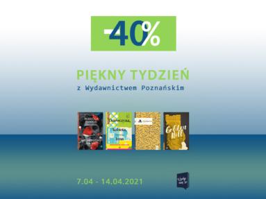 PIĘKNY TYDZIEŃ z Wydawnictwem Poznańskim